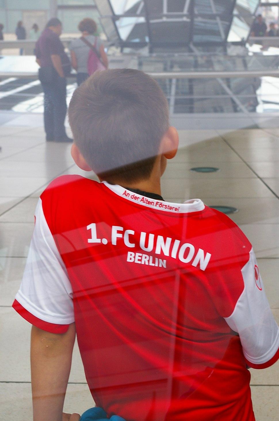 Union Berlin Fan