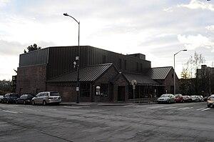 Playhouse Theatre (Seattle) - University of Washington Playhouse Theatre (2009).
