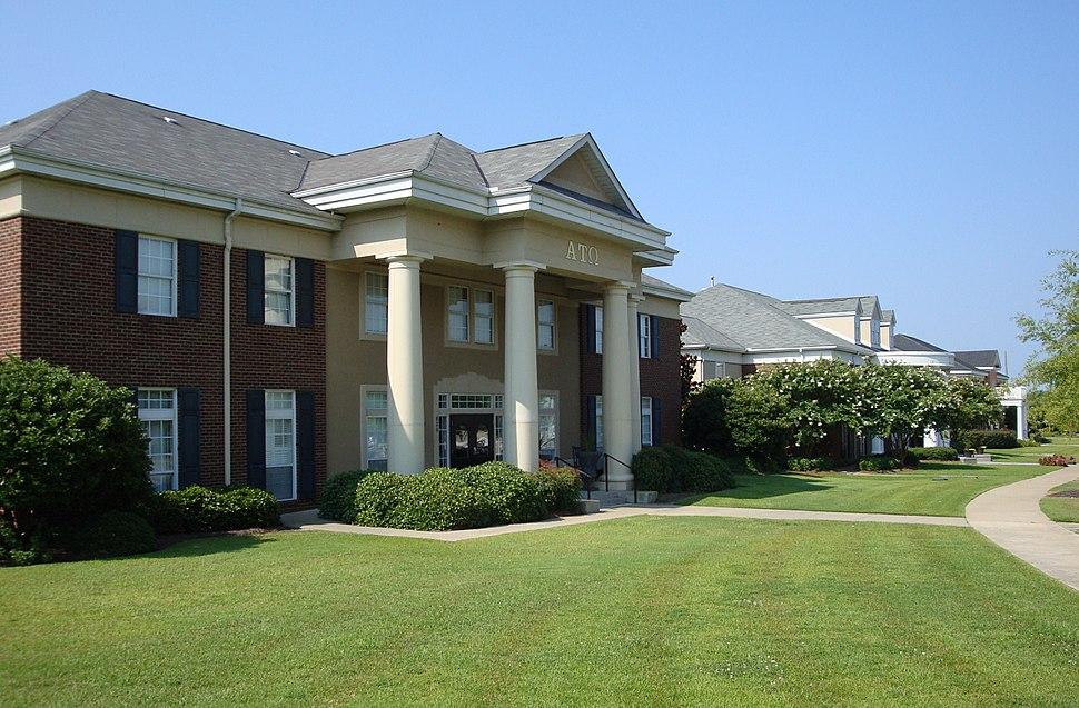 University of South Carolina Greek Village