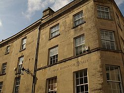 Upper Borough Walls, Bath - Wikipedia
