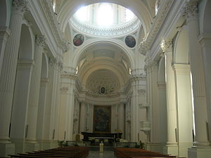 Urbino Cathedral - Interior