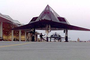 Lockheed Martin Aeronautics - Image: Usaf.f 117.750pix