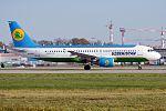 Uzbekistan Airways, UK32015, Airbus A320-214 (27004288285) (2).jpg