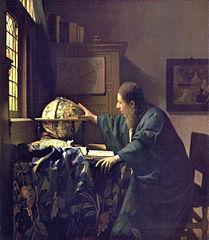 Der Astronom (Jan Vermeer)