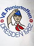 VII. Pioniertreffen in Dresden 1982 (DDR) - Plastiktüte - Bild 002.jpg