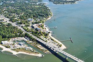 Virginia Institute of Marine Science - The main VIMS campus in Gloucester Point, VA