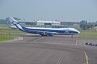 VQ-BRH - B748 - AirBridgeCargo Airlines