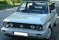 VW Golf Mk1 cabriolet in Athens 2.JPG
