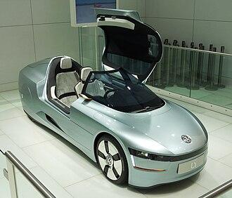 Volkswagen 1-litre car - Volkswagen L1