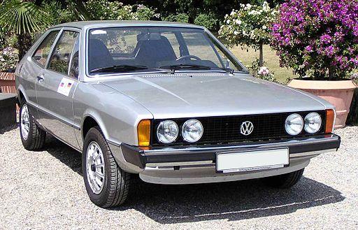VW Scirocco 1973