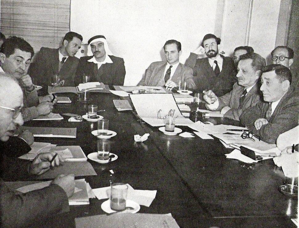 Vaadat Hakneset ca1952