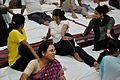 Vakrasana - International Day of Yoga Celebration - NCSM - Kolkata 2015-06-21 7377.JPG