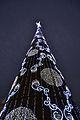 València, arbre de Nadal a la plaça de l'Ajuntament.JPG