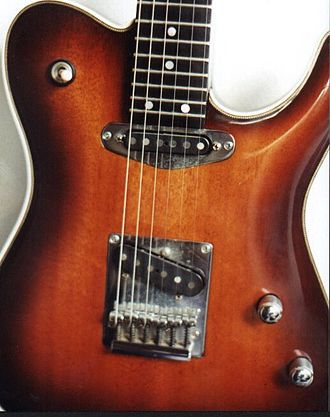 """Valley Arts Guitar - Valley Arts Telecaster-style """"M Series Deluxe"""""""