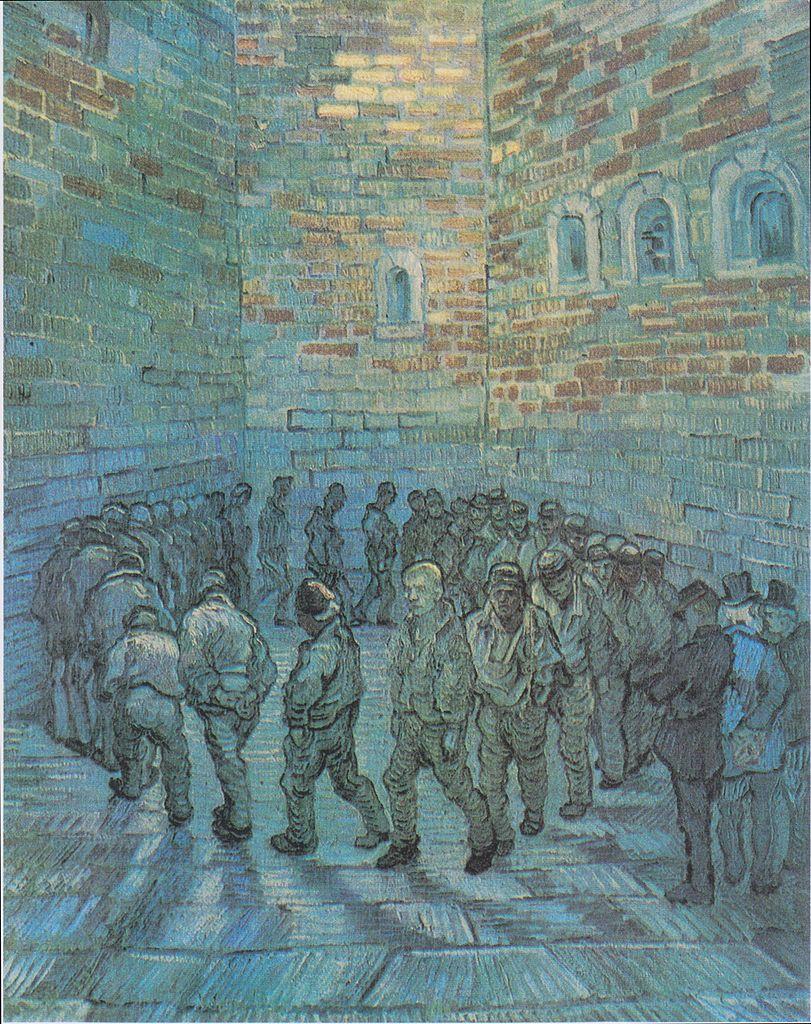 File:Van Gogh - Runde der Gefangenen (nach Doré).jpeg ...