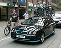 Vattenfall Cyclassics 2011 Teamfahrzeug Sky.JPG