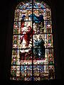 Vaucouleurs (Meuse) Église Saint-Laurent, vitrail (05).JPG