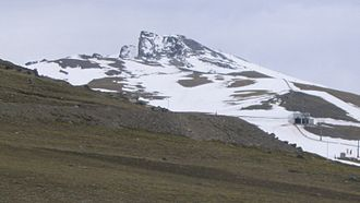 Veleta (Sierra Nevada) - The mountain and ski area