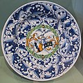 Venezia, piatto con stemma alleanza behaim-kötzler, 1550.JPG