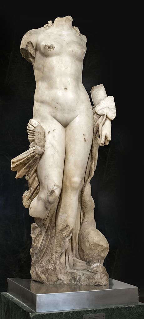 Venus de Italica, musée d'archéologie de Séville – Photo de Ángel M. Felicísimo