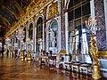 Versailles Château de Versailles Innen Grande Galerie 17.jpg