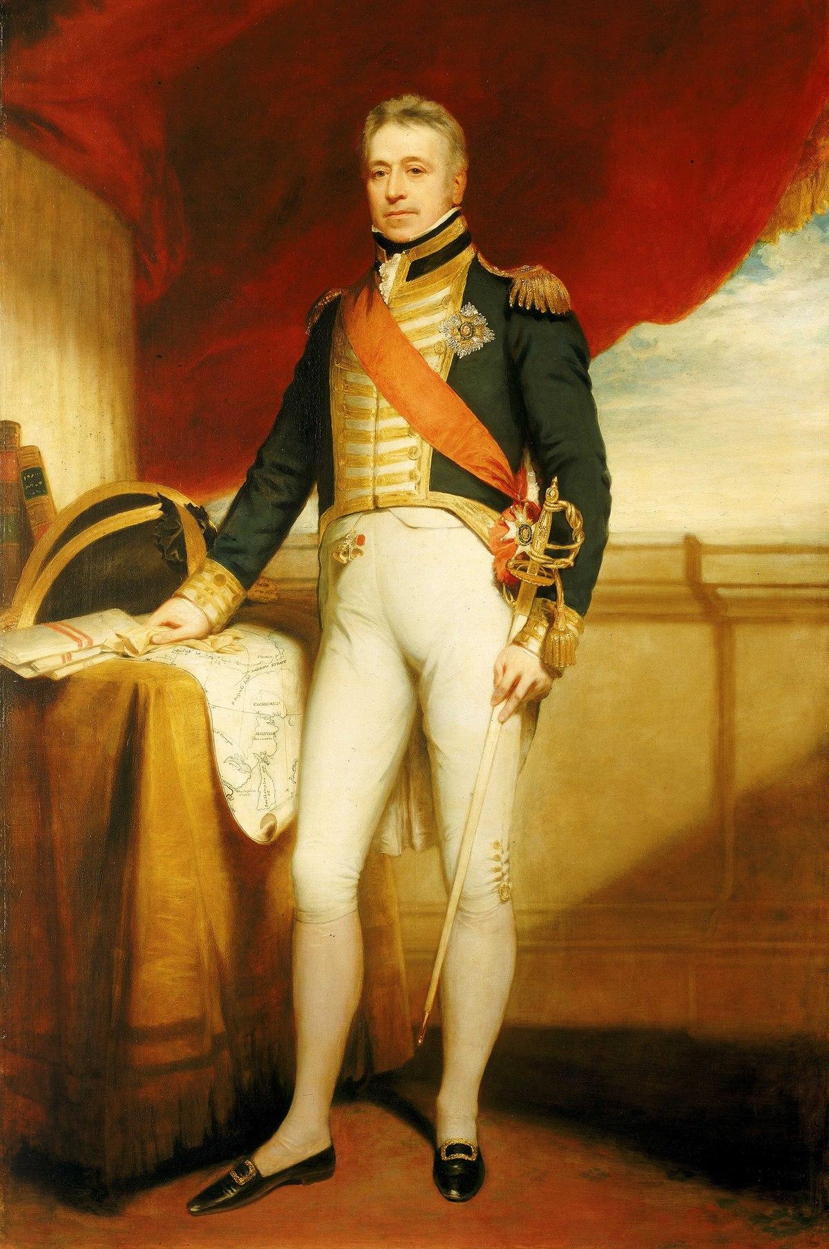 sir george cockburn  10th baronet