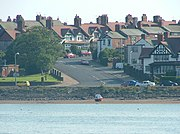 Vickerstown and Walney Channel
