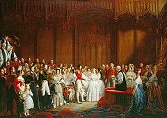 Queen Victoria Wedding Dress Kensington Palace Wedding of Queen...