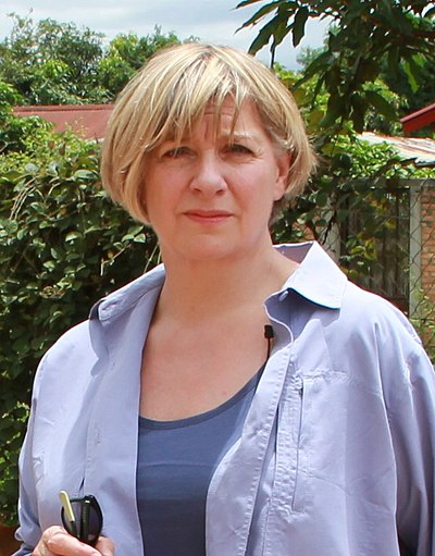 Victoria Wood, British comedian