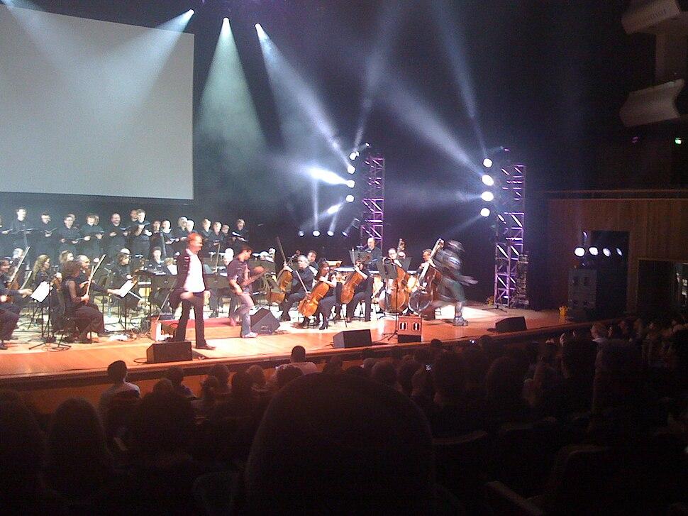 Video Games Live concert 2008