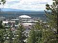 View from Lowell Observatory 2 (Northern Arizona University) - panoramio.jpg