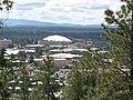 View from Lowell Observatory 2 (Northern Arizona University) - panoramio.jpg