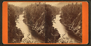 West Branch Penobscot River river in the United States of America
