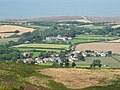 View north from Dowsborough over Holford.jpg