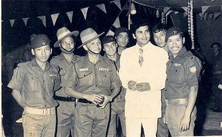 Vijay Arora Indian actor