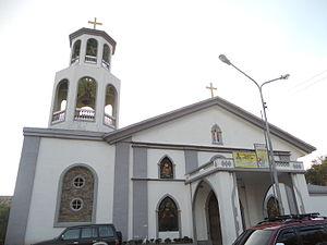 Arevalo, Iloilo City - Villa Arevalo Church