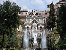 Villa d'Este ha fatto da cornice alla seconda vittoria al Giro 2008 per Riccardo Riccò.