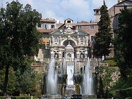 Verbazingwekkend Villa d'Este - Wikipedia PM-89