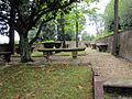Villa san michele, giardino ovest, pensatoio 01.JPG