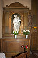 Villabé - Eglise - statue - IMG 5256.jpg