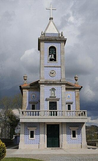 Celeirós, Aveleda e Vimieiro - Image: Vimieiro