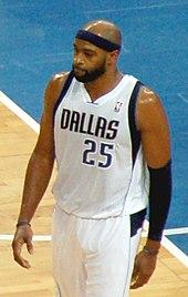 All-Star swingman Vince Carter played three seasons with the Mavericks. f009ae85f
