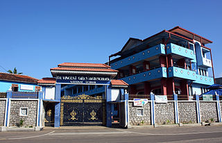 Vincent Girls High School Public national school in Batticaloa, Batticaloa District, Sri Lanka, Eastern Province, Sri Lanka