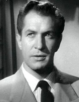 "Vincent Price als ""Shelby Carpenter"" in Laura (1944)"