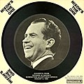 Vintage Political Collectibles - A 1968 Fundraising Record With Excerpts From Richard M. Nixon's Nomination Acceptance Speech, August 8, 1968 (23056134719).jpg