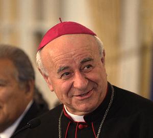 Vincenzo Paglia - Image: Visita Monsenor Vincenzo Paglia 2 (cropped)