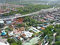 Vista desde el parque de atracciones, Liseberg.jpg