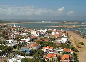 La Paloma, Rocha - Image: Vistafaro