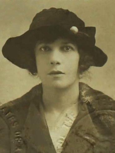 Vivienne Haigh-Wood Eliot 1920