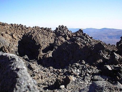 Volcanic stones